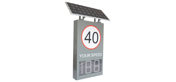 LED Radar Speed Sign